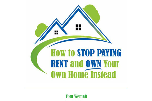 Stop Paying Rent – Book